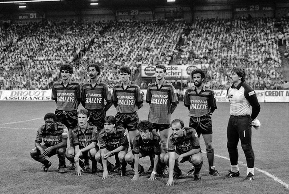 Histoire, Le Puy Foot 43, équipe