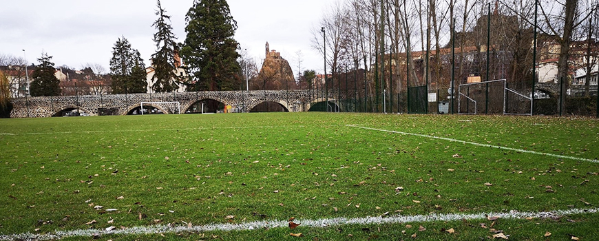 Stade, Le Puy en Velay, Football