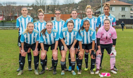Equipe, Football, Le Puy Foot 43, Féminines