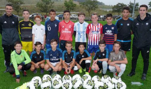 Equipe, Football, U14, Le Puy Foot 43